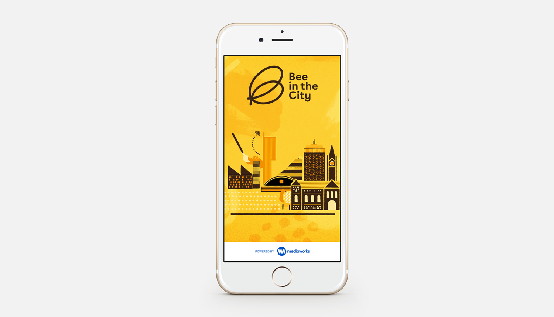 Bee in the City App - Bee in the City 2018 : Bee in the City