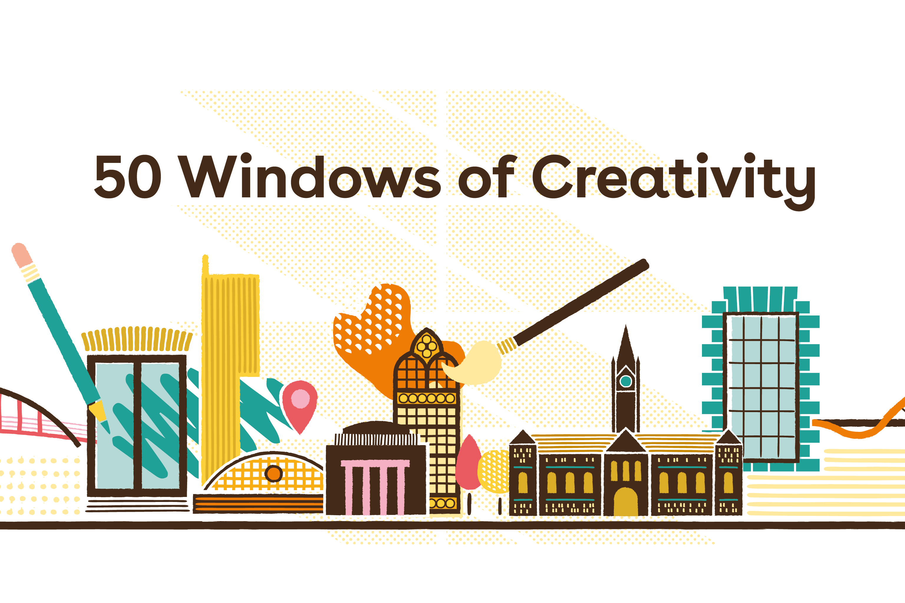 50 Windows of Creativity